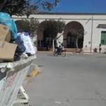 Un accidente laboral aumentó el malestar de los municipales