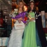 Milena Cabrera es la Reina de los Estudiantes por San Martín