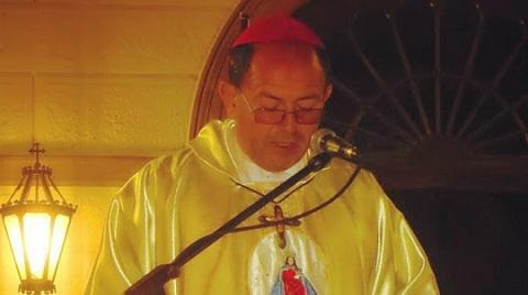 Monseñor Demetrio Jiménez, Obispo de la Prelatura de Cafayate