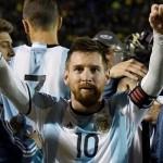 Argentina clasificó al Mundial de la mano de Messi
