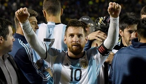 0 argentina messi rusia 2018