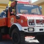 Nuevo vehículo para los Bomberos Voluntarios de Cafayate
