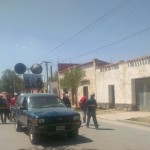 "Emotiva llegada de peregrinos de Jasimaná para honrar a ""La Sentadita"""