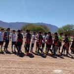 Sub 15: con violencia incluida Rosario de la Frontera se consagró campeón