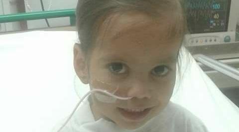 Profundo dolor: murió Myli, la niña que esperaba un corazón