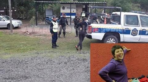 Agustina Moyano en Coronal Moldes tras ser ubicada