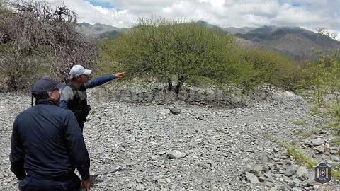 Continúa la búsqueda de José Sandoval en los cerros de Animaná