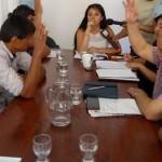 Rita Guevara arregló con  el peronismo para bloquear a la UCR en el Concejo Deliberante
