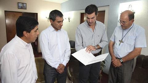 Construirán una escuela especial y viviendas sociales en Cafayate