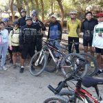 Donaron bicicletas para estudiantes de escasos recursos