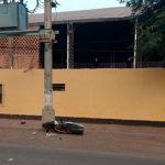Murieron dos cafayateños tras chocar con la moto contra un pilar en San Carlos