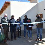 Sáenz entregó 20 viviendas en Animaná
