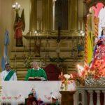 En una atípica fiesta patronal, Cafayate honra a su patrona «La Sentadita»