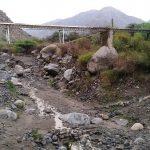 La desidia de las autoridades locales y de Aguas del Norte podría dejar sin agua potable a gran parte de Cafayate
