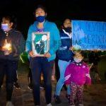 Marcharon pidiendo justicia por la muerte de Luis Guantay