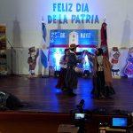 La celebración del 25 de Mayo se realizó en el teatro Cine Municipal en modo virtual