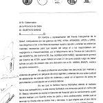 El Frente Intergremial de Salud pide la intervención de Sáenz por la muerte de Norma Montañez
