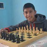 Un animanisto se consagró campeón provincial de ajedrez categoría sub 12
