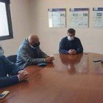 Reunión en el IPV por el loteo en terrenos donados cerca del aeródromo de Cafayate
