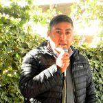 Rodrigo Chocobar: «Queremos plantear un concejo más ordenado y que escuche las necesidades de la gente»