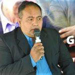 Aldo Guantay: «Es importante trabajar con los empresarios locales para generar trabajo para los cafayateños»