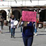 La agrupación Docentes Autoconvocados peregrinarán este domingo a Salta en forma de protesta