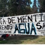 Vecinos de San Carlos realizarán una nueva asamblea este sábado para pedir por agua sana