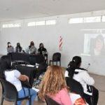 Cerca de 70 cafayateños iniciaron el curso Cuidados Compartidos impulsada por la Fundación León