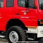 El cuartel de bomberos voluntarios de Cafayate contará con un nuevo camión autobomba alemán