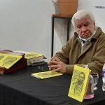 El Profesor Carlos Nelson Vega presentó su 16° libro este viernes