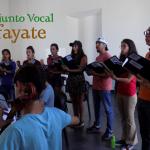 El Conjunto Vocal Cafayate viajará a Salta para cantar en el concierto de la Fundación Musicarte