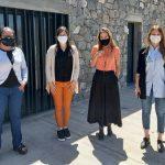 Agustina Ceuninck:» El departamento de Género y Diversidad de Cafayate viene haciendo un trabajo muy bueno»