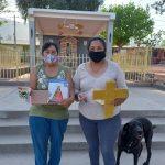 Vecinas del Barrio Josefa Frías recibirán por quinta vez a los peregrinos de Molinos