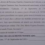 La jueza Toranzos elevó formalmente a juicio la causa contra el Intendente Almeda