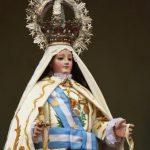 Este domingo se realizó la procesión de la Virgen de La Merced