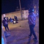 Un joven atropellado en San Carlos tuvo que ser derivado a Salta de urgencia