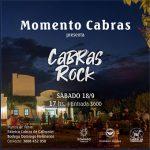 El 18 de septiembre se realizará el primer Momento Cabras Rock en Cafayate