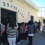Se aplicaron 523 dosis en la campaña de vacunación iniciada este martes en las escuelas