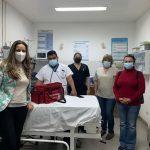 El Hospital de Cafayate contará con equipamiento para tratar cuadros de ACV a distancia