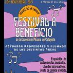 Profesores y alumnos harán un festival en beneficio de la Escuela de Música de Cafayate