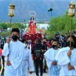 Fe y devoción por «La Sentadita», Nuestra Señora del Rosario