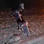 Murió un hombre y otro tuvo que ser hospitalizado por un choque en la ruta 40, cerca de Animaná