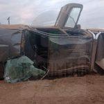 Dos accidentes graves en la Ruta 68, cerca de Coronel Moldes