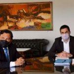 Gas natural: Sáenz acordó la ejecución del Gasoducto Calchaquí que beneficiaría a Cafayate y San Carlos